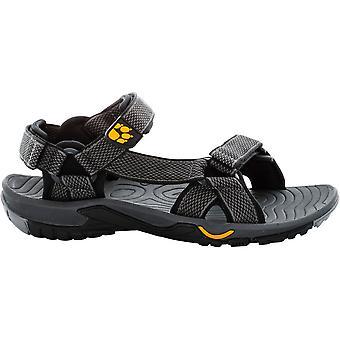 Jack Wolfskin Mens Lakewood rida lätta aktiva promenader sandaler