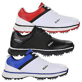 Stuburt Mens Pct Sport Lightweight Durable Golf Shoes