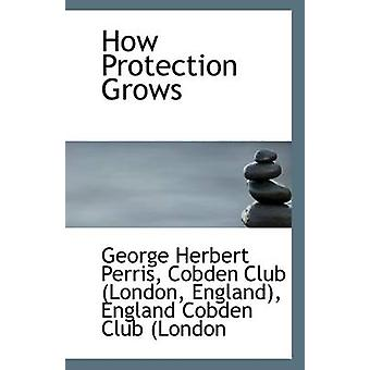 How Protection Grows by Cobden Club (London Eng Herbert Perris - 9781