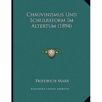 Chauvinismus Und Schulreform Im Altertum (1894) by Friedrich Marx - 9
