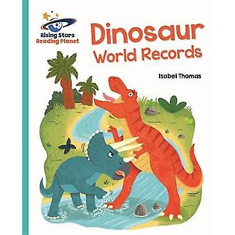 Reading Planet - Dinosaur World Records - Turquoise - Galaxy by Isabel