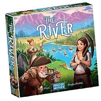 Days of Wonder The River Board Game