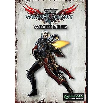 Wrath & Glory Wrath dek (55-kaart dek) Warhammer 40000 Roleplay