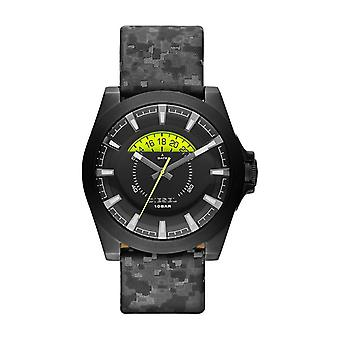 Diesel Camo and Black Arges Watch DZ1658