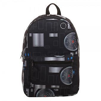 Backpack - Star Wars - First Order BB Unit AOP New bq63zxstw