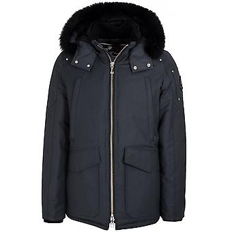 Moose Knuckles Granite Pearson Fur Hood Jacket