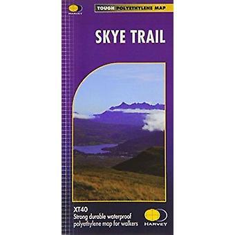 Skye Trail by Harvey Map Services Ltd. - 9781851375172 Book