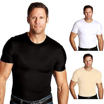 Insta Slim Crewneck Raffermissement compression minceur sous chemise