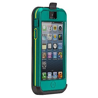 Case-Mate Tough Xtreme Case with Holster for Apple iPhone 5 (Green)