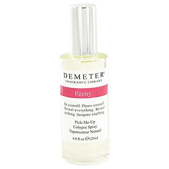 Demeter peony colonia spray por demeter 427572 120 ml