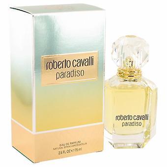 Roberto cavalli paradiso eau de parfum spray av roberto cavalli 517636 75 ml