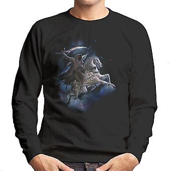 Alchemy Fourth Horseman Of The Apocalypse Men's Sweatshirt