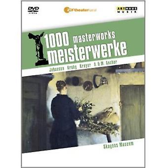 Skagens Museum (1000 Masterworks) [DVD] USA import