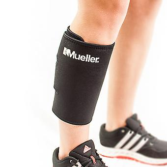 Mueller Adjustable Calf/Shin Splint Support - Black