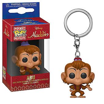 Aladdin Abu Pocket Pop! Keychain
