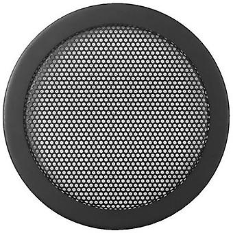 Monacor SG-100 Speaker cover (Ø x H) 140 mm x 14 mm