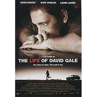 Das Leben von David Gale (doppelseitig) Original Kino Poster