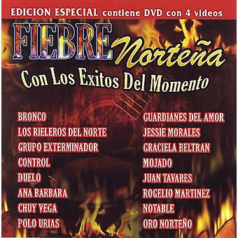 Fiebre Nortena-Con Los Exitos Del - Fiebre Nortena-Con Los Exitos Del [CD] USA import