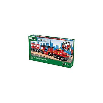 Brio 33844 Brio Rescue Firefighting Train