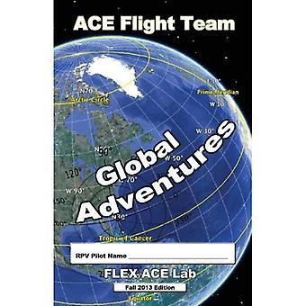 ACE Flight team globala äventyr