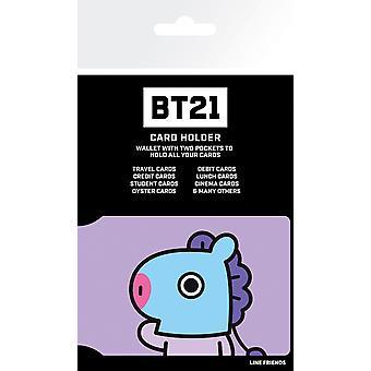 BT21 Mang Card Holder