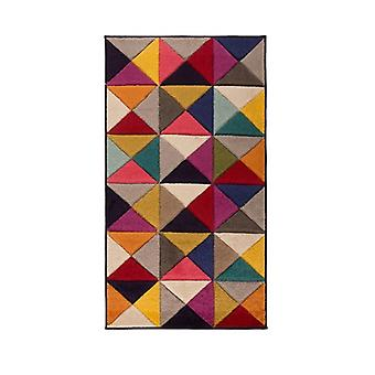 Spectrum Samba Rug - Rectangular - Multicolor