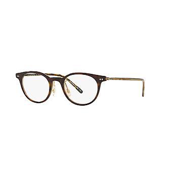 Oliver Peoples Elyo OV5383 1666 donkere Tortoise bril