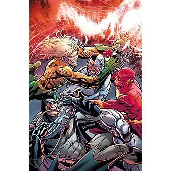 Justice League The Rebirth Deluxe Edition Book 4 by Christopher Priest