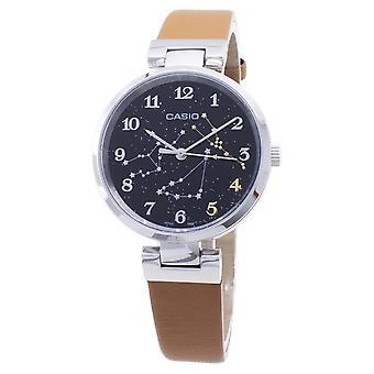 Casio Quarz LTP-E11L-5A1 LTPE11L-5A1 Analog Damen's Uhr