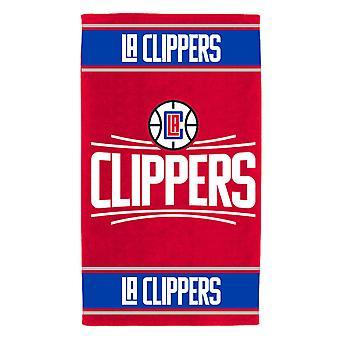 Фанатики НБА пляж полотенце - Лос-Анджелес Клипперс