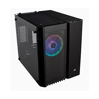 Corsair Crystal Series 280X Rgb Micro Atx Case Black
