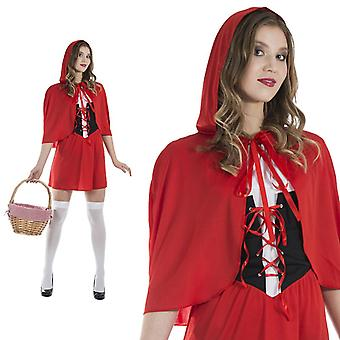 Little Red Riding Hood costume fairy tale Red Riding Hood Rotkäppchen costume ladies