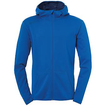 Uhlsport sweat jacket with hood ESSENTIAL