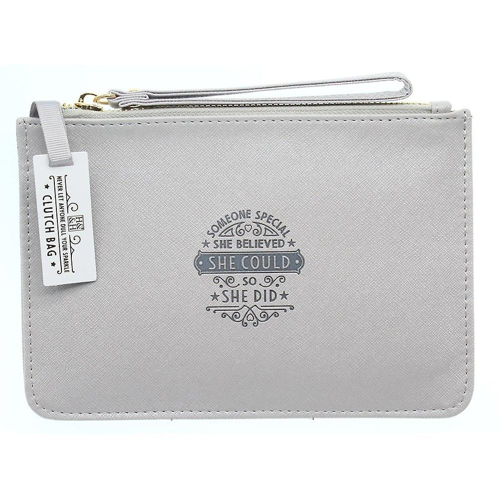 History & Heraldry Someone Special Clutch Bag