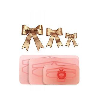 JEM 3D Bows Cutter Set Of 3 Size 1-3