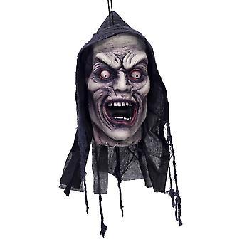 Screamer hoofd. Halloween hoofden.