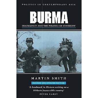 Burma-tekijä Martin Smith