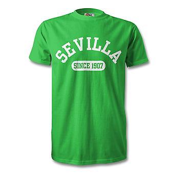 Betis Sevilla 1907 gegründet Fussball T-Shirt