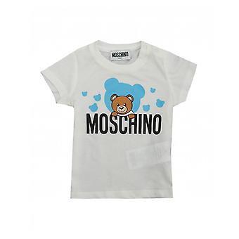 Moschino Toy Bear Shadow Print T-shirt