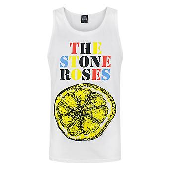 The Stone Roses Lemon Men's Vest