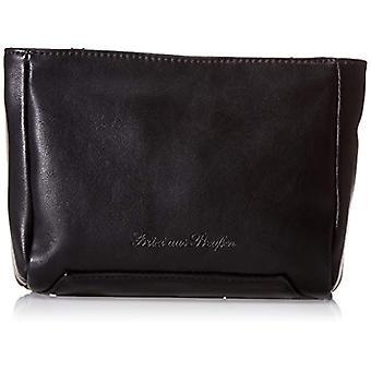 Fritzi aus PreusSenEmia Woman Strap Bag (Black)19.5x15x5.5 centimeters (W x H x L)