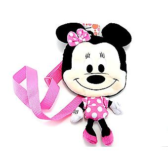 Geantă de pluș Messenger - Disney - Minnie Mouse Pink 10