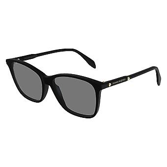 Alexander Mcqueen AM0191O 001 Black Glasses