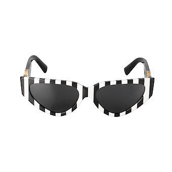 Valentino VA4063 514187 54 Geometric Sunglasses
