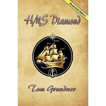 HMS Diamond by Grundner & Tom