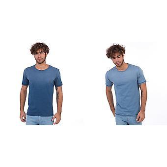So Denim Mens Zac Indigo T-Shirt