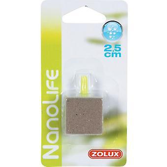 Difusor de aire de Zolux Cubico 2,5 cm (peces, acuario accesorios, difusores)