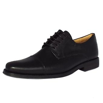 Anatomic&Co Fama Men's Smart Shoes In Black Leather