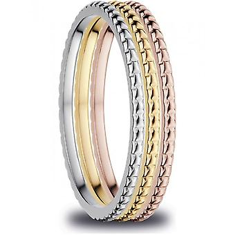 Bering - Combination Ring - Women - Arctic Symphony - Nice_10 - Size 68 (21.3 mm)