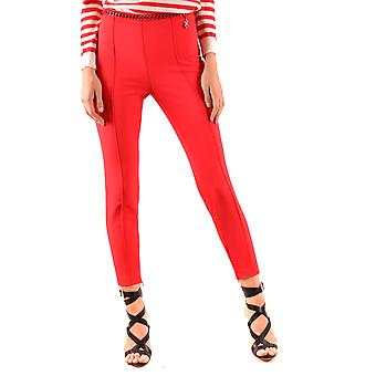 Elisabetta Franchi Ezbc050209 Women's Fuchsia Polyester Pants